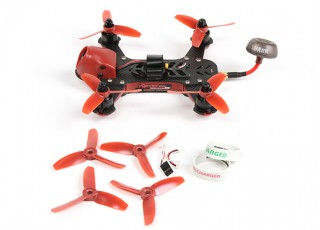 ImmersionRC Vortex 150 Mini Racing Quadcopter (ARF) - package