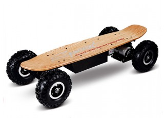 All-Terrain Electric Skateboard