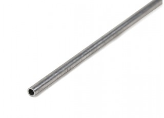 K&S Precision Metals Aluminum Stock Tube 3mm OD x 0.45mm x 1000mm (Qty 1)