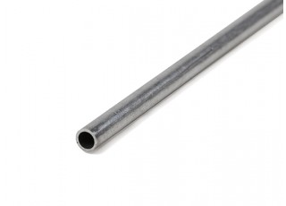 K&S Precision Metals Aluminum Stock Tube 4mm OD x 0.45mm x 1000mm (Qty 1)