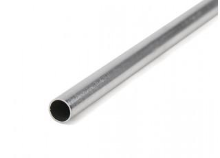 K&S Precision Metals Aluminum Stock Tube 7mm OD x 0.45mm x 1000mm (Qty 1)