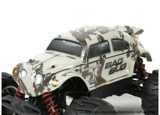 Basher 1/16 4WD Mini Monster Truck V2 - Bad Bug (Kit) 1
