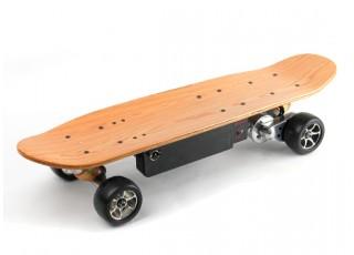 Long Board Style Electric Skateboard