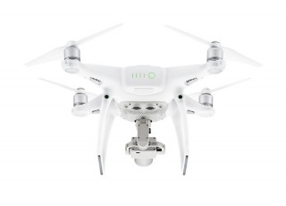 Phantom 4 Pro Bottom View
