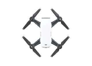 DJI Spark Fly More Combo Top View