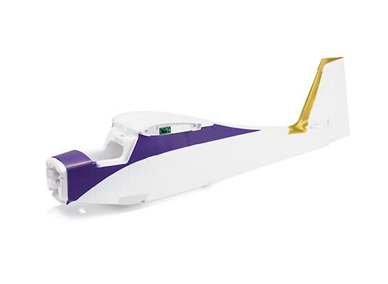 Durafly® ™ Tundra - Fuselage Set (Purple/Gold)