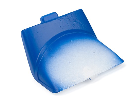 Durafly® ™ Tundra - Foam Canopy / Battery Hatch w/Magnet (Blue/Red)