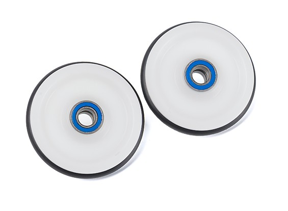 BSR Berserker Wheelie Bar Replacement Wheels (2pcs)