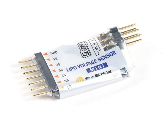 FrSkyミニリポ電圧センサーMLVSS
