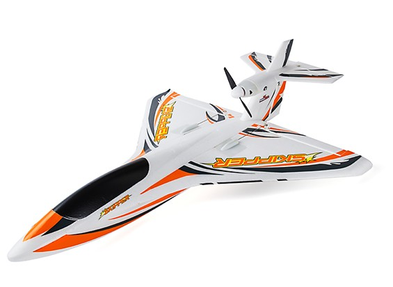 H-King Skipper All Terrain Airplane EPO 700mm (PNF) Orange