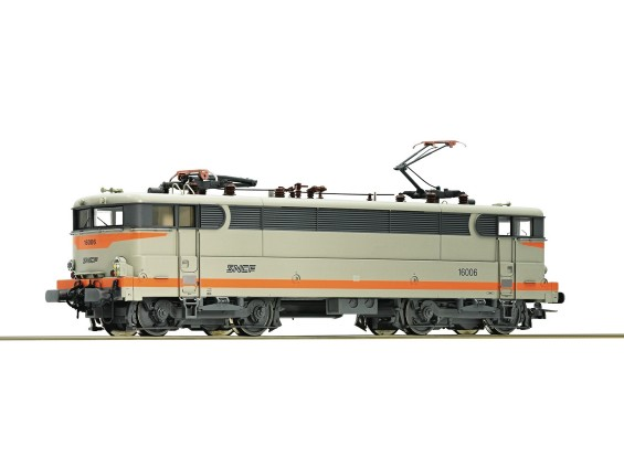 Roco/Fleischmann HO Electric Locomotive BB 16000 SNCF (DCC Ready)