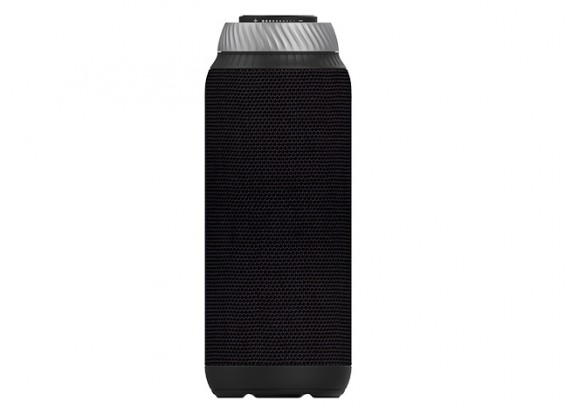 Vidson D6 Portable Intelligent Bluetooth Speaker with 20W Sub woofer Calls/ TF/ AUX- BLACK