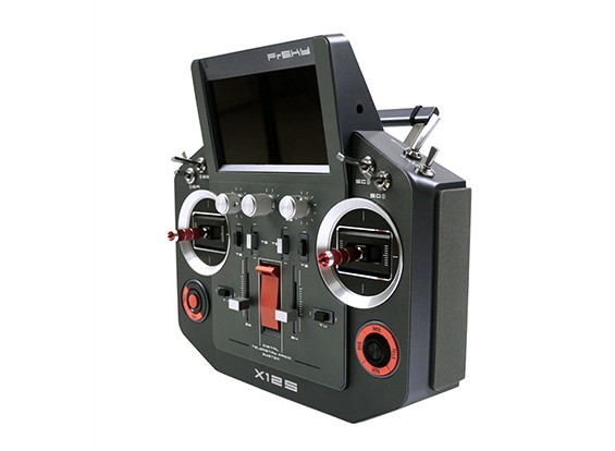 FrSky Horus X12S Accst 2.4GHz Digital Telemetry Radio System (Mode 1) (Texture) (US Charger)