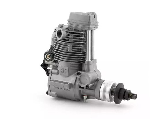 SCRATCH/DENT - ASP FS80AR Four Stroke Glow Engine