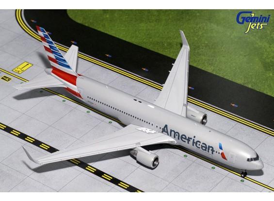 American Airlines Boeing 767-300W N393AN 1:200 Diecast Model G2AAL631