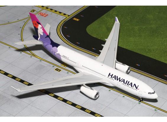 Gemini Jets Hawaiian AIrlines Airbus A330-200 N382HA 1:200 Diecast Model G2HAL516