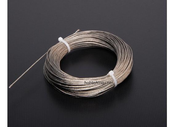 高張力鋼線1ミリメートル(1 Mtrで)