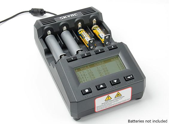 EUプラグ付きSkyRC MC3000の充電器