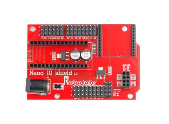 Kingduino NANO拡張ボード