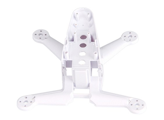 Walkeraのロデオ150  - 胴体(ホワイト)