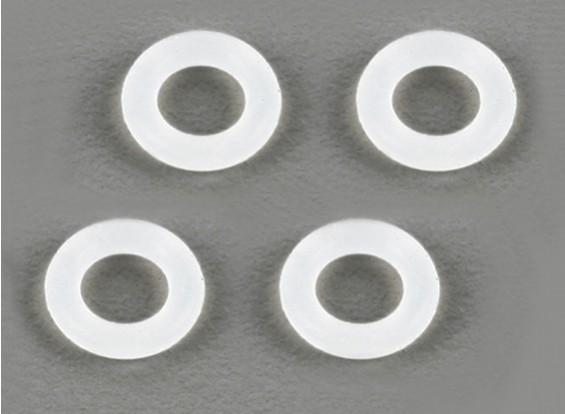 ARC R11 1/10電動ツーリングカー -  O-リング3x2mm(4個)