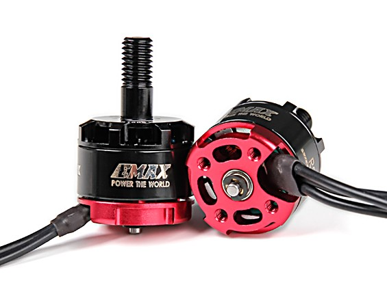 EMAX RS1306 RacespecモーターKV3300 CWシャフト回転
