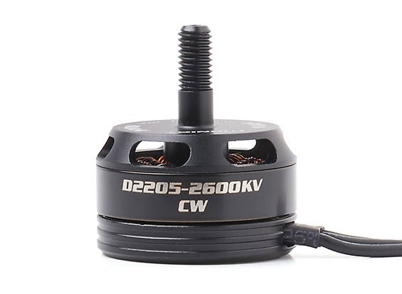 Turnigy D2205-2600KV 28g Brushless Motor CW