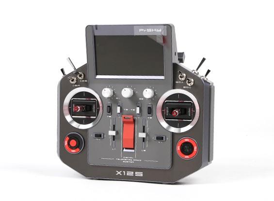 FrSky Horus X12S (EU Version) Accst 2.4GHz Digital Telemetry Radio System (Mode 2) (Space Grey) (EU Charger)