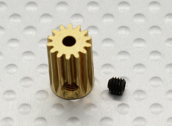 ピニオンギア2.3ミリメートル/ 0.5M 14T(1個)
