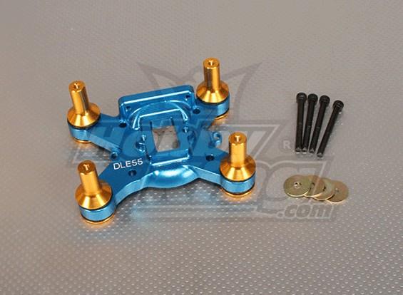 CNCフローティングマウントDL55ブルー