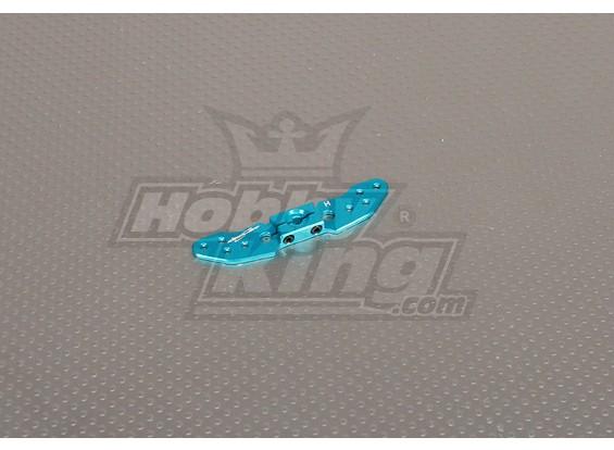 CNCハイテックの2.5インチオフセット(#4-40)ブルー
