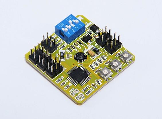 I86マルチローターコントロールボードをHobbyking