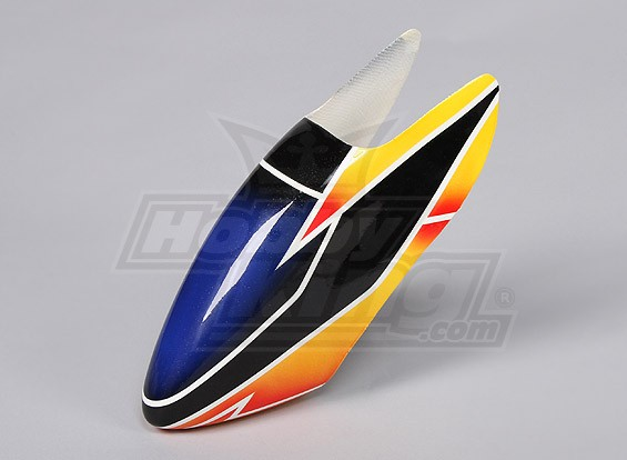トレックス-450 Proのグラスファイバーキャノピー