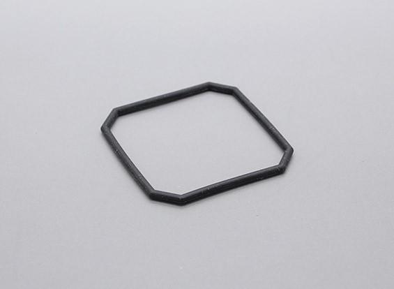 プラスチック製のデフケースガスケット - バハ260と260S