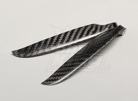 折りたたみカーボンファイバープロペラ11x6(1個)