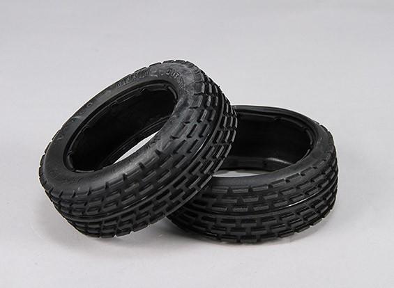 フロントオフロードタイヤセット - バハ260と260S