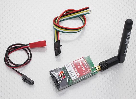 ImmersionRC 5.8GHz帯のオーディオ/ビデオトランスミッター -  FatShark互換(600MW)