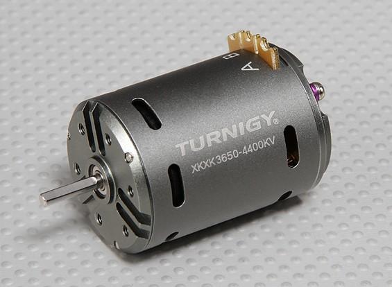 XK3650-4400KVセンサードブラシレスInrunner(10.5T)