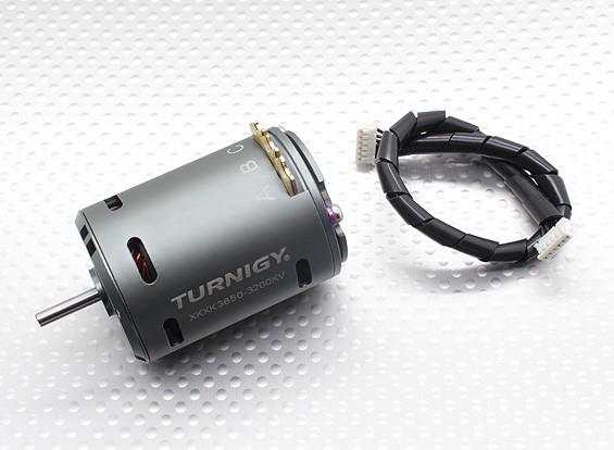 XK3650-3200KVセンサードブラシレスInrunner(15.5T)