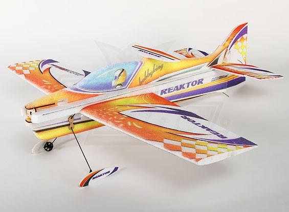 HobbyKing®™Reaktorの3D EPP 800ミリメートル(ARF)