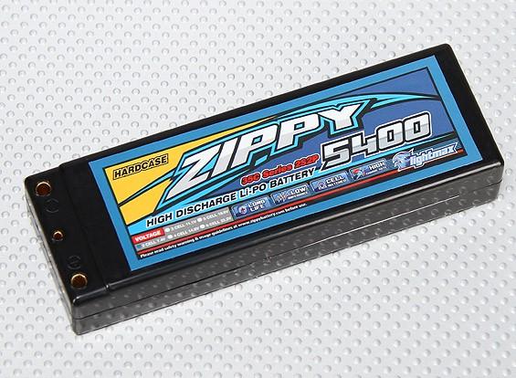 ジッピー5400mah 2S2P 35Cハードケースパック