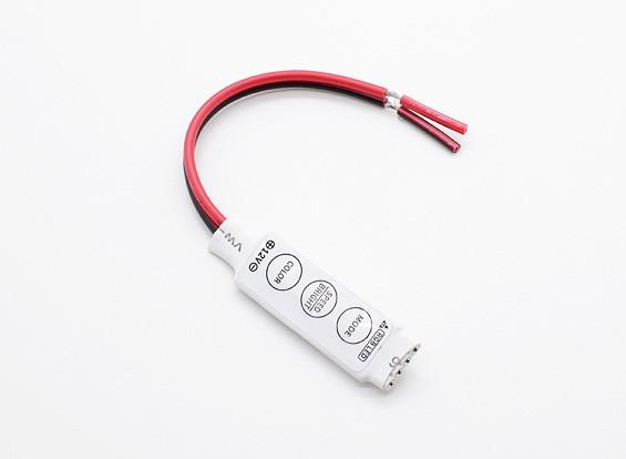 LED RGBマルチファンクションドライバ/コントローラ(19エフェクト/ 20色)