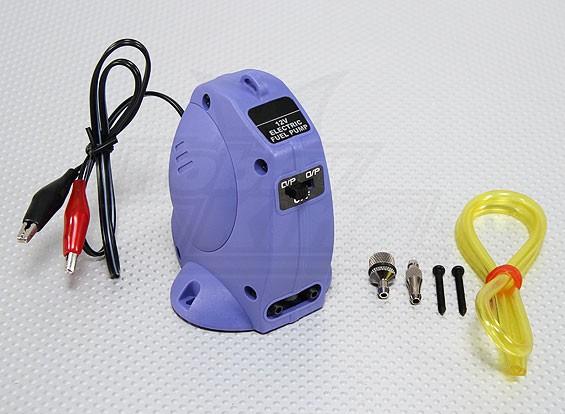 ガスモデルの12V電動燃料ポンプ