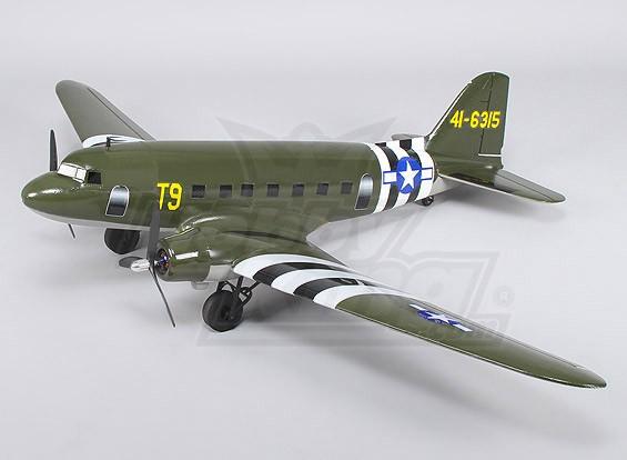 C-47スカイトレインの1470ミリメートル(PNF)