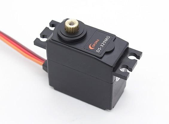 コロナDS329MGデジタルメタルギアサーボ3.8キロ/ 0.11sec / 32グラム