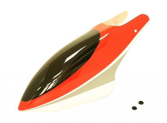 GAUIハリケーン550 FRP塗装キャノピー&ボディ組立