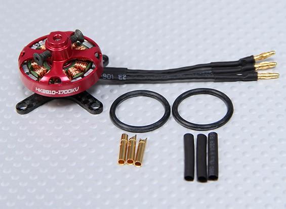 HD2910-1700KV屋内/プロフィール/ F3Pアウトランナーモーター