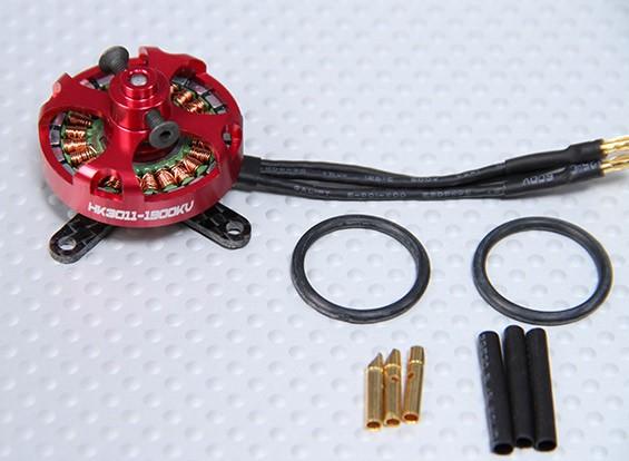 HD3011-1900KV屋内/プロフィール/ F3Pアウトランナーモーター