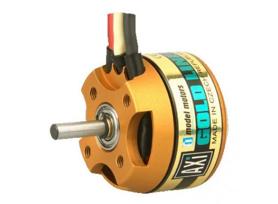 AXI 20分の2208 GOLDのLINEブラシレスモーター