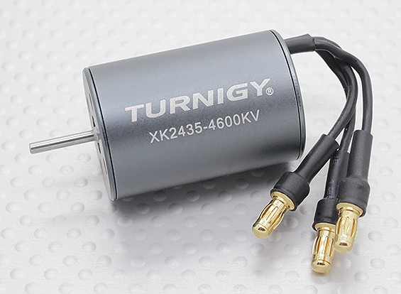 XK2435-4600KVブラシレスInrunner